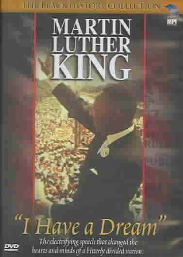 MARTIN LUTHER KING:I HAVE A DREAM BY KING,MARTIN LUTHER (DVD)