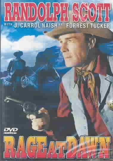 RAGE AT DAWN BY SCOTT,RANDOLPH (DVD)