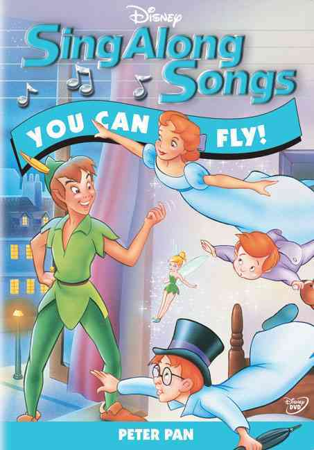 SING ALONG SONGS:YOU CAN FLY BY BURTON,COREY (DVD)